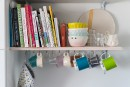 Tasses décoratives:Des tasses faites au cours d'ateliers de céramique... | 10 juillet 2018
