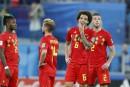 Déçue mais fière, la Belgique s'efforce de surmonter la défaite