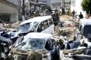 Désastre au Japon: 179 morts, le premier ministre sur place