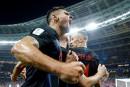 La Croatie rejoint la France en finale