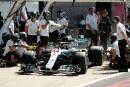 Formule 1: Mercedes réorganise son département technique