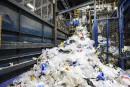 Le recyclage s'entasse aux É.-U., car la Chine n'en veutplus