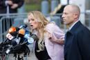 Stormy Daniels brièvement arrêtée, son avocat crie au «coup monté»