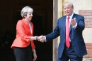 Donald Trump torpille le projet de Brexit de TheresaMay