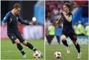 France-Croatie: une étoile dans les yeux