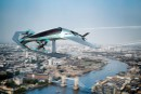 Une Aston Martin volante digne de l'agent 007