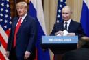 Nouvelle rencontre Trump-Poutine: une bonne chose, dit Merkel