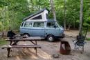 Escapades en Westfalia: camper à 14km du Château Frontenac