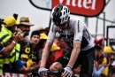 Tour de France: Froome coince, Thomas renforce son pouvoir