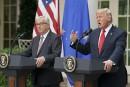 Commerce: Trump et Juncker d'accord pour désamorcer la crise