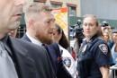 Conor McGregor plaide coupable et évite la prison