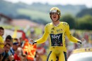 Tour de France: Geraint Thomas à 116 km de la victoire