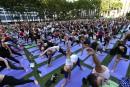 Besoin d'aide en yoga?