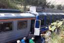 Pérou: une collision de trains près du Machu Picchu fait 35blessés