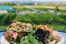 Panache Mobile: cuisine de saison et vin d'ici