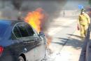 BMW s'excuse pour la série de voitures diesel qui ont pris feu en Corée du Sud