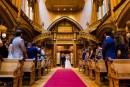 Mariage: basilique, oui, je leveux!
