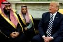 Washington et Bruxelles gardent leurs distances du litige canado-saoudien