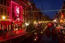 Amsterdam veut réguler l'afflux de touristes dans son Quartier rouge