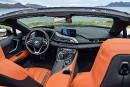 BMW i8 Roadster - Crédit : BMW AG...   7 août 2018