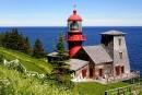 Les phares du Saint-Laurent: Pointe-à-la-Renommée