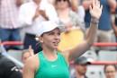 Coupe Rogers: Simona Halep réalise un impressionnant doublé