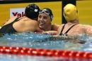 Kylie Masse gagne une 2emédaille d'or aux Championnats panpacifiques