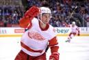 Dylan Larkin accepte un nouveau contrat avec les Red Wings
