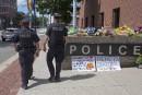 Fusillade à Fredericton: Ottawa offre condoléances et mots rassurants