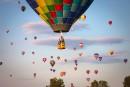 Les montgolfières prennent leur envol à Saint-Jean-sur-Richelieu