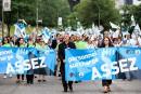 Les syndicats espèrent ralentir les partis «antitravailleurs»