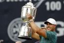 Brooks Koepka remporte le Championnat de la PGA