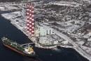 Un déversement pétrolier plus important que ce qui avait été divulgué à Halifax