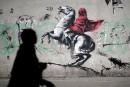 Banksy affirme n'avoir «rien à voir» avec une exposition à Moscou