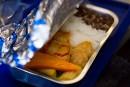 Comment sont réchauffés les plats servis en vol?