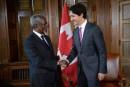 Le Canada souligne le décès de KofiAnnan<strong></strong>