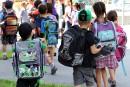 Attention aux sacs d'école des enfants, disent les chiros