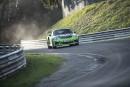 Essai exotique Porsche 911 GT3 RS - Verte et parfaitement mûre