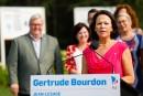 Gertrude Bourdon «piégée» par la CAQ