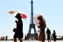 Toujours plus de touristes à Paris