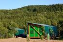 Parc national du Bic: un cube appelé Étoile