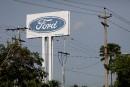 Ford renonce à importer des véhicules fabriqués en Chine
