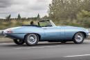 Jaguar propose une conversion électrique pour les E-Type