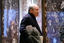 Donald Trump critique encore le livre de Bob Woodward