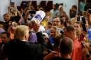 OuraganMariaà Porto Rico: Trump fier de sa gestion de crise