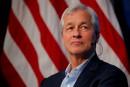 Donald Trump répond au patron de JPMorgan Chase