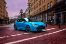 Toyota Corolla Hatchback 2019. Photo fournie par Toyota... | 14 septembre 2018