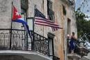 Les relations Cuba-É.-U. «sont en recul», dit le président cubain