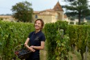La star Zhao Wei fait la promotion de son grand cru bordelais