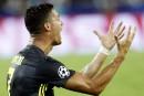 La Juventus gagne à Valence mais Ronaldo s'énerve